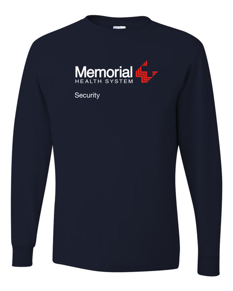 Memorial Security Unisex Long Sleeve (P.JER29LSR)