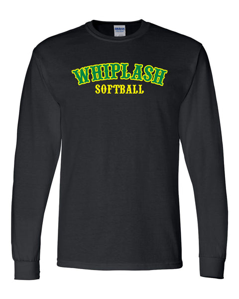 WHIPLASH SOFTBALL UNISEX LONG SLEEVE (P.2400)