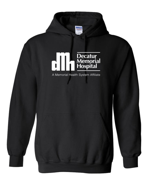 Decatur Memorial Hospital Unisex Hoodie (P.GILD18500)