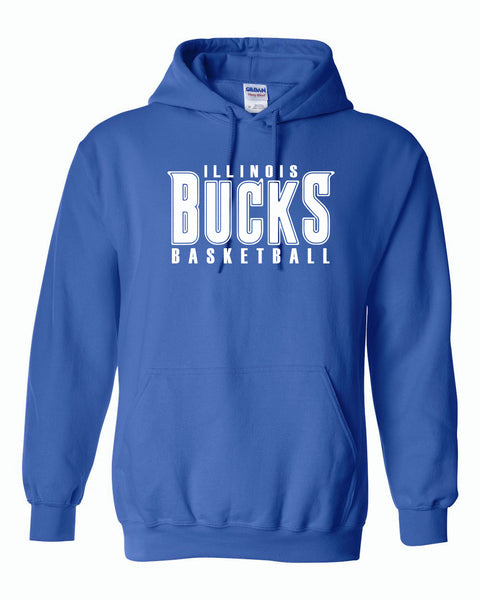 Illinois Bucks Gildan Sweatshirt
