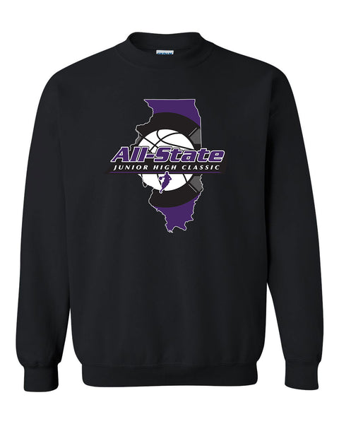 All-State Junior High Classic UNISEX Crew Sweatshirt