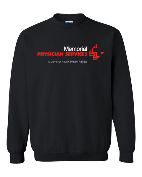 Memorial Physician Services Crew Sweatshirt