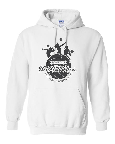 Riverton Volleyball Fall Classic Hoodie