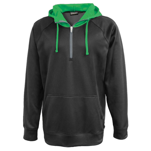 WARRIOR PHANTOM QUARTER ZIP HOODIE