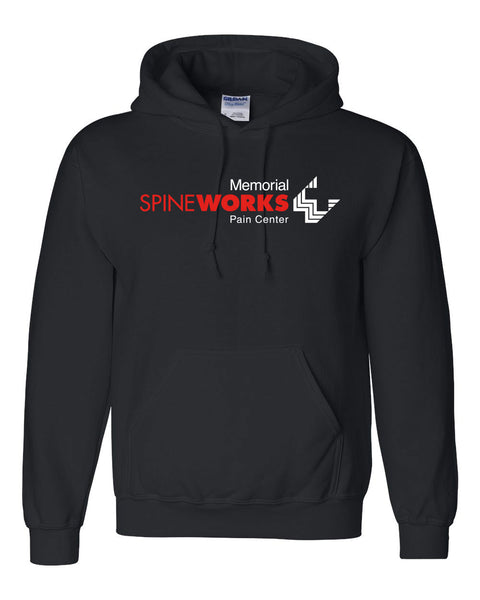 Memorial Spine Works Pain Center Hoodie