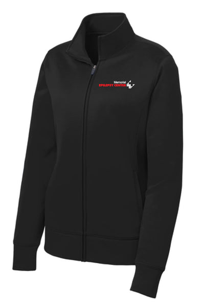 Memorial Epilepsy Center - Ladies Sport Tek Fleece Jacket