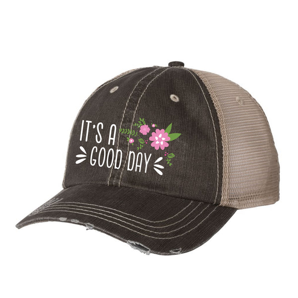 Memorial's Be Aware Women's Fair Trucker Hat