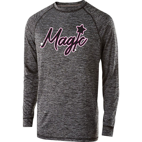 Central IL Magic Softball Unisex Electrify Long Sleeve
