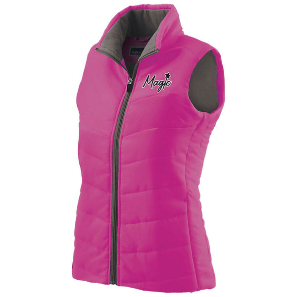 Central IL Magic Softball Ladies Admire Vest