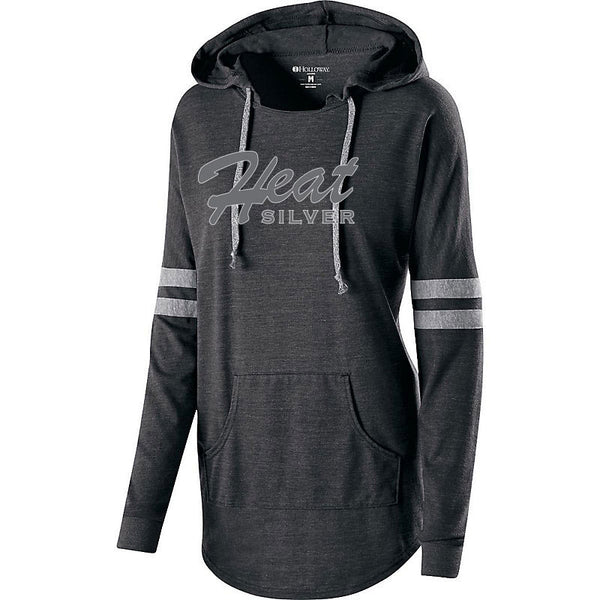 HEAT LADIES HOODED PULLOVER