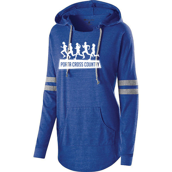 2019 Porta XC Ladies Hooded Pullover