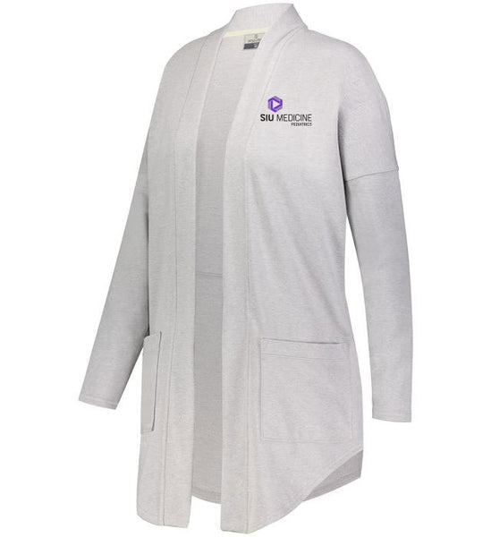 SIU Medicine Pediatrics Ladies Cardigan (E.229777)