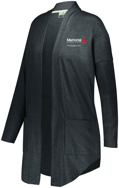 Memorial Burn ICU Cardigan