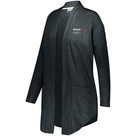Memorial Nursing Outcomes Improvement Cardigan