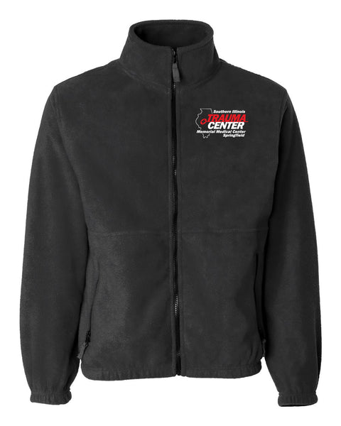Memorial Trauma Sierra Pacific Zip Fleece Jacket