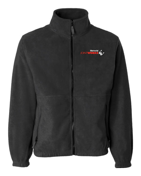 Memorial Joint Works Unisex Sierra Pacific Zip Fleece Jacket