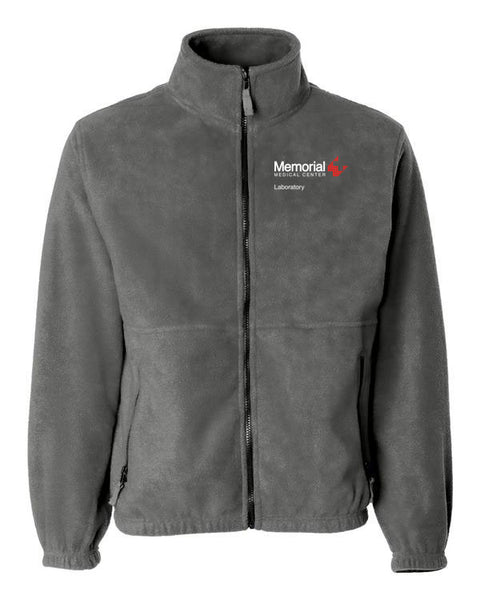 Memorial Laboratory Unisex Sierra Pacific Zip Fleece Jacket