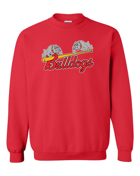 GREENVIEW BASEBALL UNISEX CREW SWEATSHIRT (P.GILD18000)
