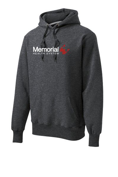 Memorial Health System UNISEX HEAVYWEIGHT HOODIE (P.F281)