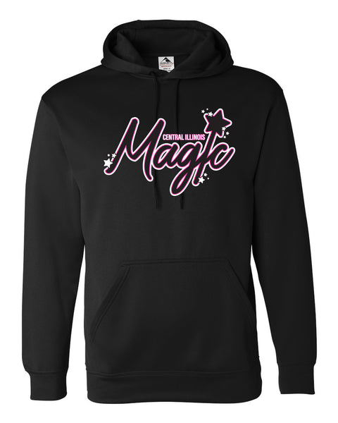 Central IL Magic Softball Unisex Performance Hoodie