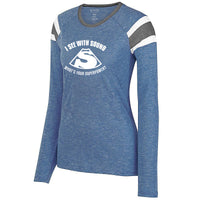 Memorial SEE WITH SOUND Ladies Fanatic Long Sleeve