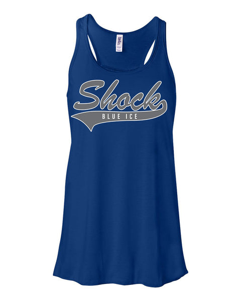 Blue Ice Shock Bella Tank