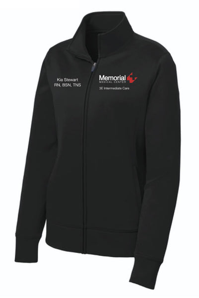 Memorial 3E Intermediate Care Ladies Sport Tek Fleece Jacket