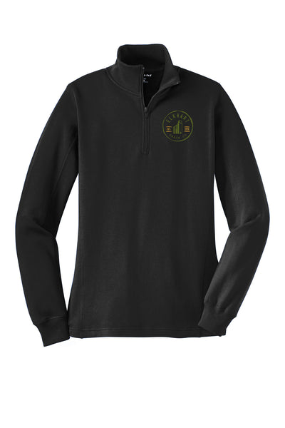 Elkhart Grain Co 1/4 Zip Sweatshirt (E.ST253)