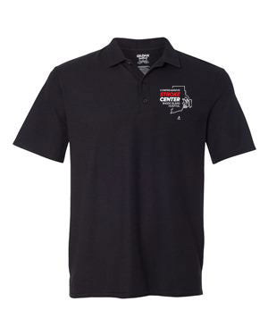 RI Hospital Stroke Center Unisex SPORT TEK Short Sleeve Polo