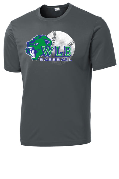 WLB Baseball Dri Fit Shirt