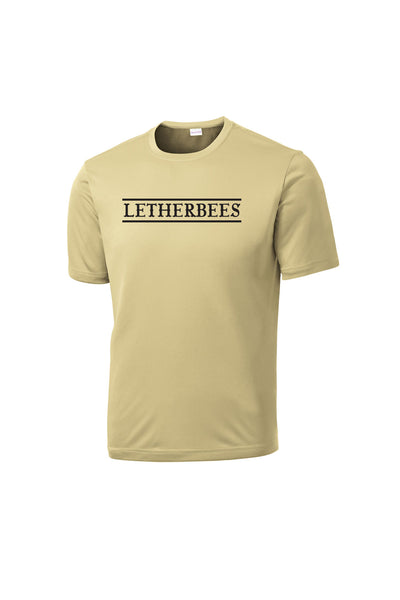 LETHERBEES BASEBALL DRI FIT SHIRT
