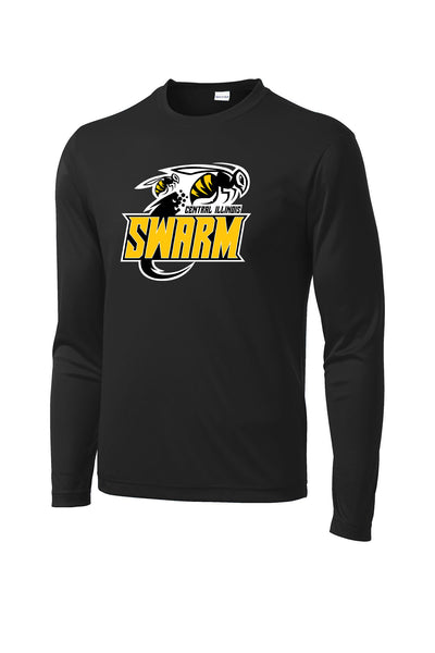WARRIORS DRI-FIT LONG SLEEVE TEE