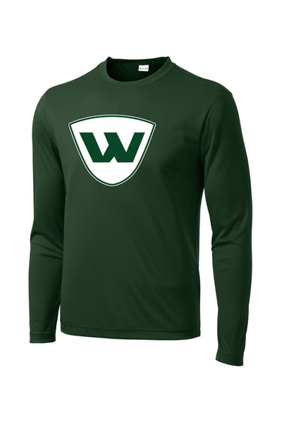 PEORIA WIZARDS LONG SLEEVE DRIFIT SHIRT