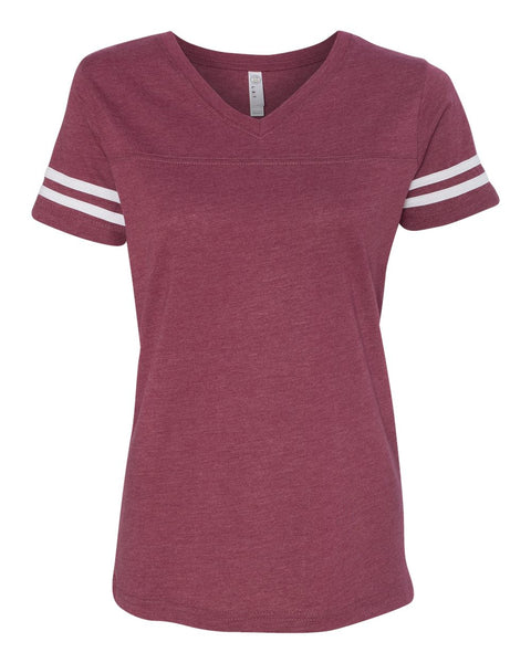 SPRINGFIELD ARSENAL Ladies V-Neck Jersey Tee