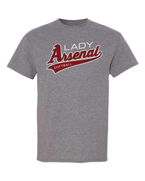 LADY ARSENAL Unisex Gildan T-Shirt