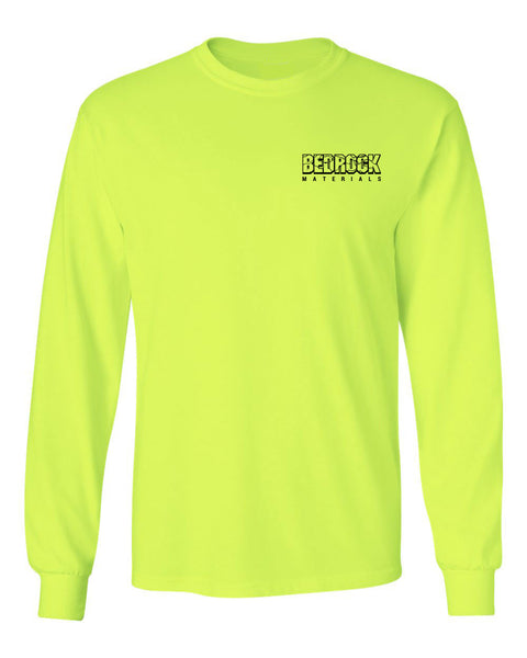 Bedrock Materials UNISEX LONG SLEEVE
