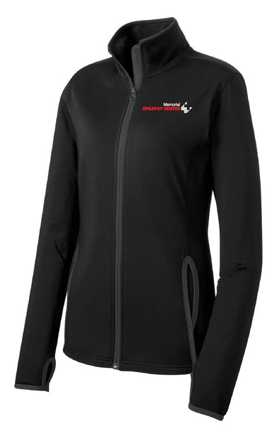 Memorial Epilepsy Center - Ladies Sport-Tek Contrast Jacket