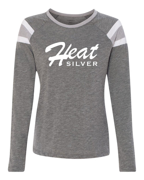 HEAT Ladies Augusta Fanatic Long Sleeve