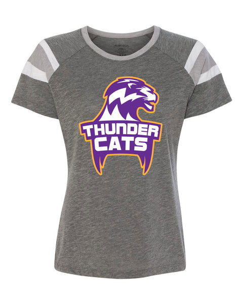 THUNDER CATS Ladies Fanatic Tee