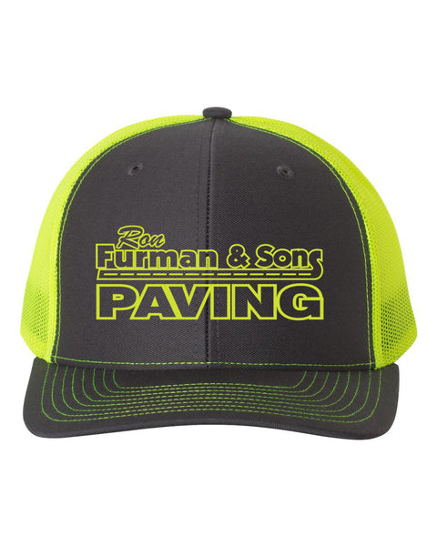 Ron Furman & Sons Paving Hat