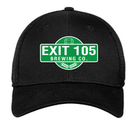 Exit 105 Brewing Adult Stretch Mesh Hat