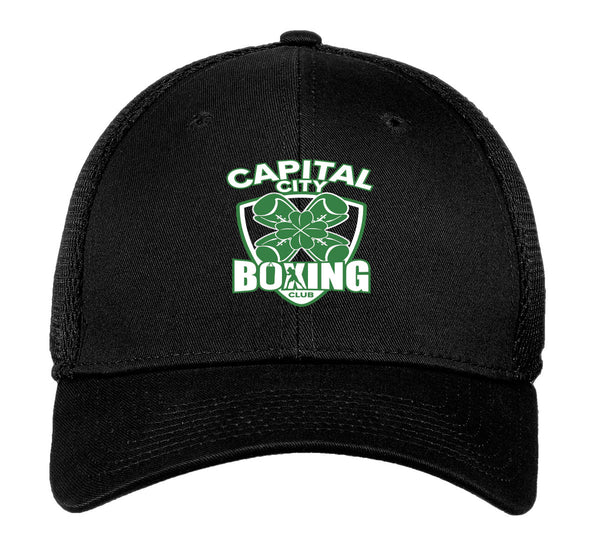 Capital City Boxing Club FITTED Hats (E.NE1020)