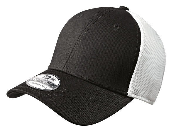 Warriors New Era Stretch Mesh - Fitted Hat