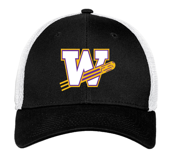Williamsville Bullets Fitted Hat