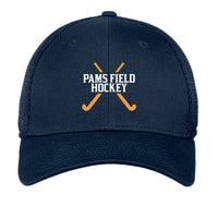 PAMS Field Hockey Fitted Hat