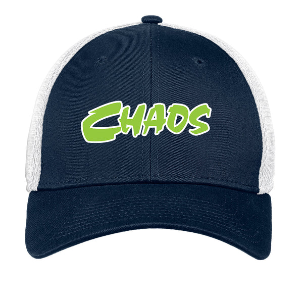 CHAOS SOFTBALL FITTED HAT (E.NE1020)