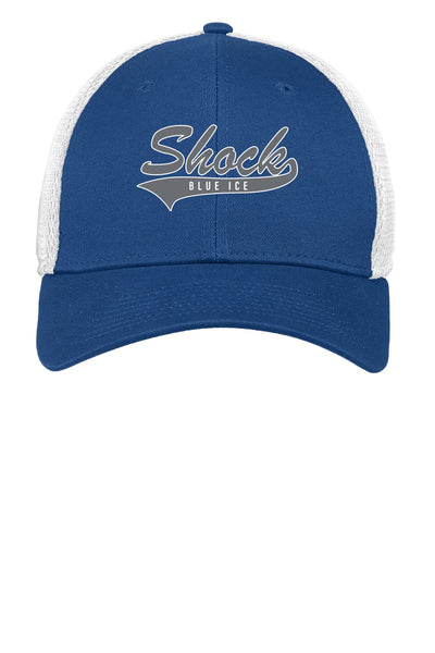 Blue Ice Shock New Era® - Stretch Mesh Cap