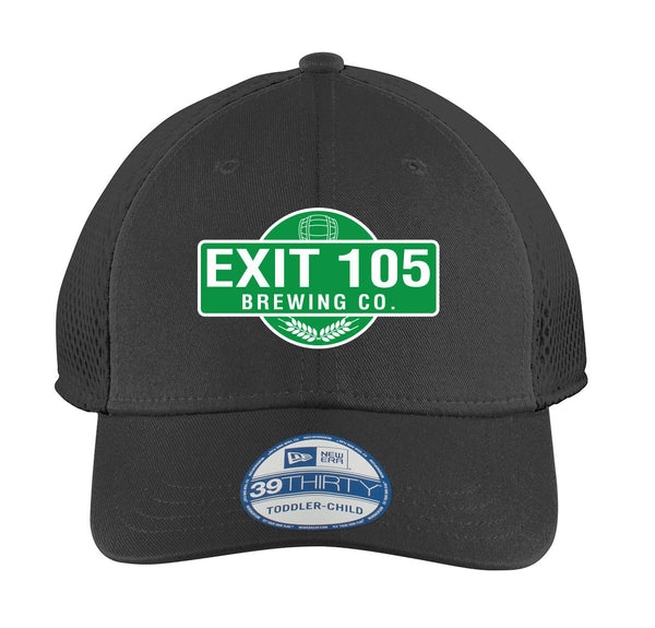 Exit 105 Brewing Youth Stretch Mesh Hat