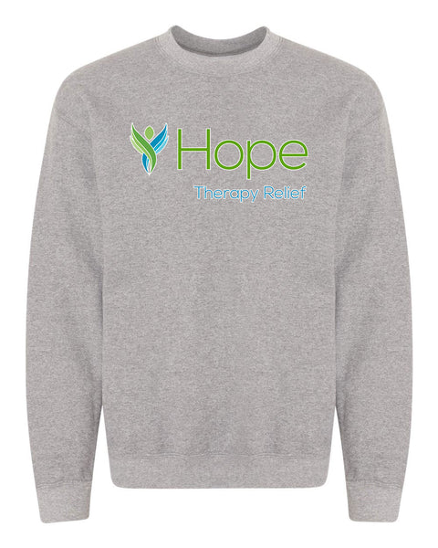 HOPE THERAPY RELIEF Youth Crew Sweatshirt