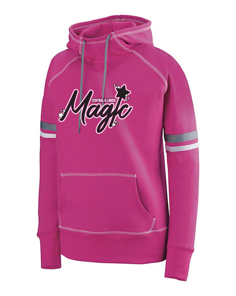 Central IL Magic Softball Spry Ladies Hoodie